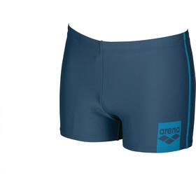 arena Basics Pantalones Cortos Hombre, azul